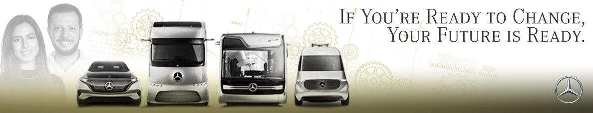 Mercedes-Benz Türk A.Ş. - Malzeme Planlama ve Temin Uzmanı