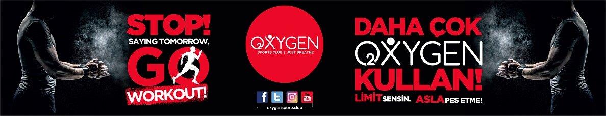Oxygen - Fitness Eğitmeni