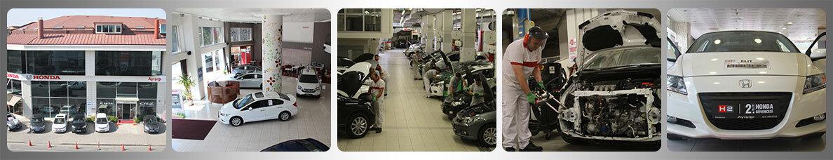 Ayışığı Otomotiv Turizm Sanayi ve Tic. A.Ş. - Kıdemli Satış Uzmanı