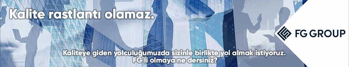 FG TEKSTİL KONFEKSİYON SAN VE TİC. A.Ş. - Yıkama Vardiya Amiri