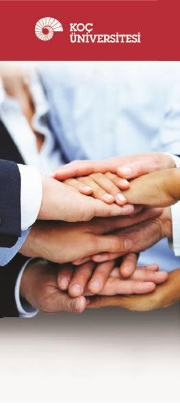 Koç Üniversitesi - Planlama, Bütçe, Analiz ve Süreç Ekip Lideri
