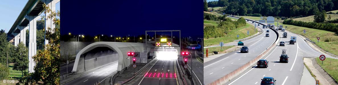 Egis Tünel İşletmeciliği A.Ş. - Motosikletli Devriye