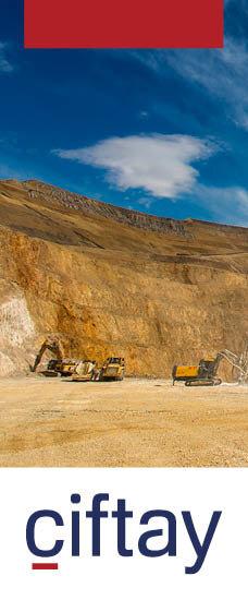 ÇİFTAY İNŞAAT TAAHHÜT VE TİC.A.Ş. - Vardiya Mühendisi (Maden Mühendisi)