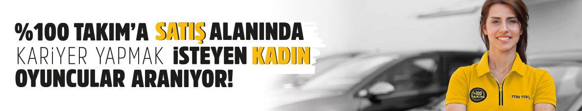 Türk Tuborg - Kadınlar Sahada – Genel Başvuru