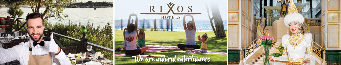 Rixos Sungate - Human Resources Agent