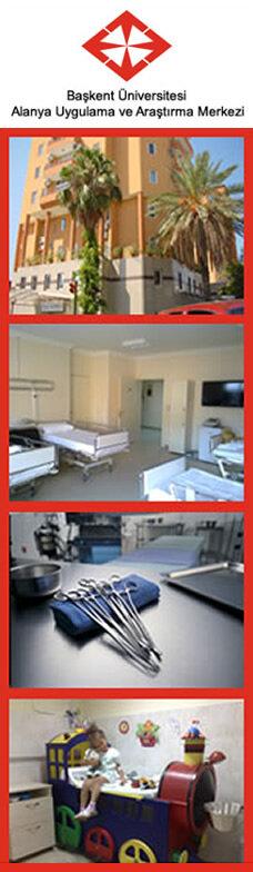 Başkent Üniversitesi Alanya Uygulama ve Araş. Mer. - Ortopedi ve Travmatoloji Uzmanı