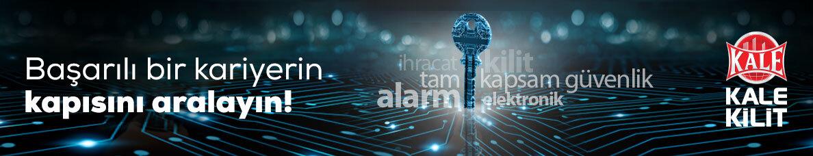 Kale Güvenlik Sistemleri A.Ş. - Bayi Saha Satış Danışmanı
