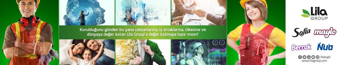 Lila Kağıt San. ve Tic. A.Ş. - Üretim Mühendisi