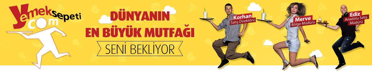 Yemeksepeti - İzmir İl Yöneticisi