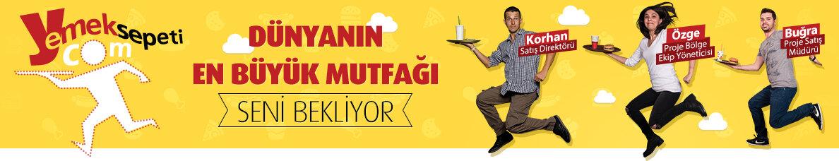 Yemeksepeti - İzmir Proje Tele-Satış Uzman Yardımcısı