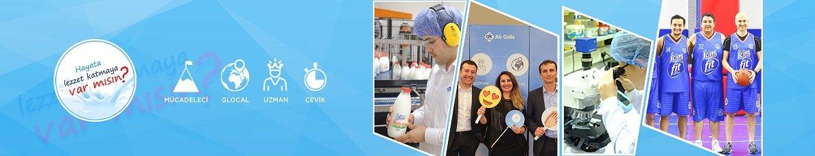 AK GIDA SANAYİ VE TİC.A.Ş - Çiğ Süt Lojistik Uzman Yardımcısı